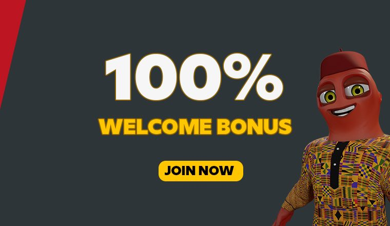 100% Welcome Bonus ZEbet
